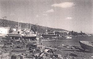 Koupetori Boatyard